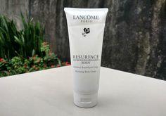 Não curti: Esfoliante Lancôme Resurface Microdermabrasion Body