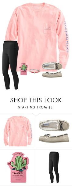 """Cotton Candy Colors"" by brookespreppy ❤ liked on Polyvore featuring Vineyard Vines, TONYMOLY, New Balance, casual, Boots, polyvorefashion and winter2017"