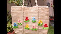 Diy How to Decorate a Cloth Bag