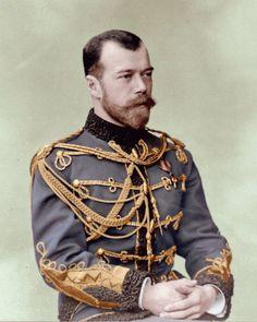 The Romanovs. Nicholas II (1868 – 1918), Emperor of Russia.