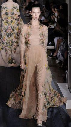 Valentino Haute Couture dress 2013.