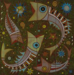 Έργα Τέχνης | Teloglion Foundation of Art A.U.Th. Foundation, Painting, Art, Drop Cloths, Art Background, Painting Art, Kunst, Paintings, Foundation Series
