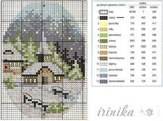 Gallery.ru / Фото #25 - схема на 1 лист - irinika
