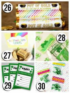 55 Free St. Patrick's Day printables!