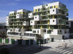 Les nids by Koz Architecture