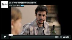 #novedad!! Un vídeo muy divertido para empatizar con la frustración de los creativos ;-))  http://www.estimulando.com/video/370
