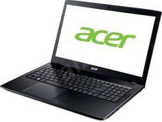 Acer Aspire E15 Obsidian Black Aluminium - Notebook Acer Aspire, Notebook, Black, Black People, The Notebook, Exercise Book, Scrapbooking