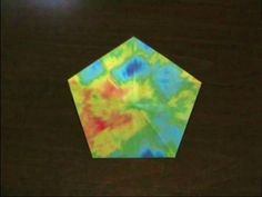 How to make an Origami Pentagon ...(Geometry) for all (38)