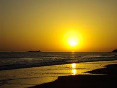 365 dias al año soñando con esa puesta de sol en La Barrosa, Cadiz
