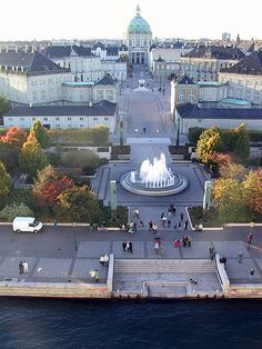 Visit Denmark, Denmark Travel, Places To Travel, Places To Visit, Kingdom Of Denmark, Scandinavian Countries, Lappland, Danish Royal Family, Voyage Europe
