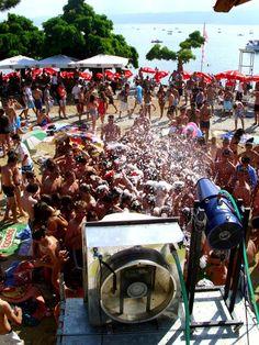 Foam Party / Nemo Beach Dj Nasty Deluxe
