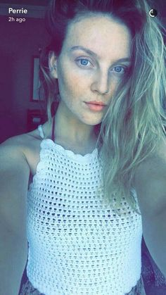 Perrie without makeup appreciation