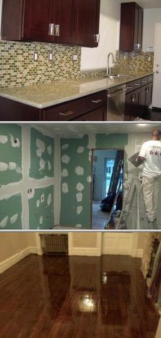 Let trained and seasoned professionals handle your home improvement needs. L.A. Painting of New York does floor refinishing, Sheetrock repair, painting, wallpaper hanging and more. Click to read more about this NYC based general contractor.