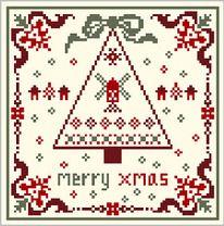 Merry Xmas free pattern