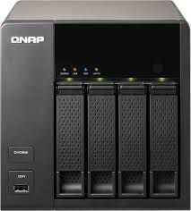 The QNAP 420 NAS is a versatile home or small business storage device. The inbuilt software allows streaming of movies & mp3 across your local network or cloud storage for access on the go. Low cost cloud storage for under £300