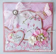 Afbeeldingsresultaat voor DF3444 Shabby Chic Karten, Shabby Chic Cards, Pretty Cards, Love Cards, Marianne Design Cards, Birthday Card Pop Up, Hand Made Greeting Cards, Butterfly Cards, Valentine Day Cards