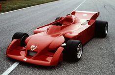Alfa Romeo 177 F1 Car