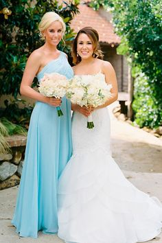 Blue Bridesmaid Dresses For Great Wedding ★ See more: https://weddingdressesguide.com/blue-bridesmaid-dresses/ #bridalgown #weddingdress