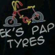 Ek is pap tyres