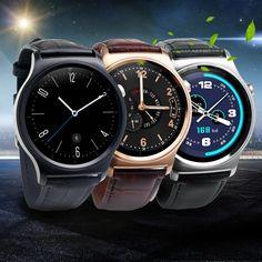 Heißer verkauf! Ulefone GW01 Bluetooth 4,0 Smart Uhr IPS Runde Bildschirm Leben Wasserdicht anti-verlorene Smartwatch Unterstützung Android iOS //Price: $US $74.80 & FREE Shipping //     #clknetwork