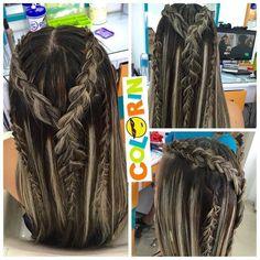 #braids #trenzas #colorin #cucuta #trenza #braid #girls #girl #hair #braidsforgirls #hairdo #tresses #treccia
