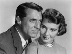 Cary Grant & Betsy Drake - On Christmas day 1949 Cary married Betsy Drake. He was 45yrs and she was 26yrs. They seperated in 1958 and were divorced in 1962. It was during this marriage that Cary's use of LSD (for a psychological disorder) was revealed.