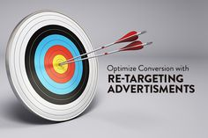 How businesses rely on retargeting advertisements to turn more prospects into customers. Learn retargeting techniques and best practices of online advertising. Online Advertising, Gray Background, Archery, Ecommerce, Target, Arrows, Image, Blockchain Cryptocurrency, Eos