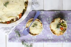 Vegetable Lentil Shepherd's Pie