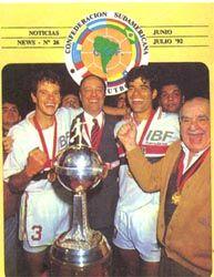 Campeão Libertadores 1992