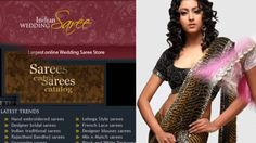 Wedding Saree Online Store - www.IndianWeddingSaree.com