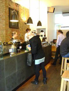 Kaffeine, Fitzrovia, London