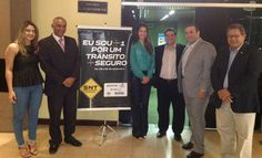 SindSeg BA/SE/TO e Sincor-BA participam da Semana Nacional do Trânsito em parceria com o Detran-BA