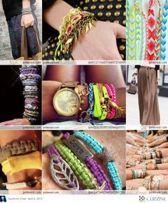 LOVE all these Bracelets