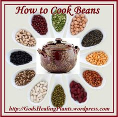 Simple guide to cooking beans