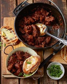 Jan Braai's Katemba potjie - sure this would be great in the slow cooker too