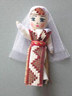 Armenian Christmas, Baby Dolls, Harajuku, Magnets, Princess Zelda, 3d, Bride, Christmas Ornaments, Toys
