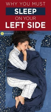 We all love to sleep. It is very important for maintaining our health and the proper functioning of our organs.