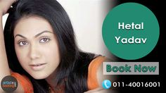 Book Hetal Yadav From Artistebooking.com. ‪#‎artistebooking‬ ‪#HetalYadav‬ ‪#TVCelebrity‬. For More Details Visit : artistebooking.com Or Call : 011-40016001