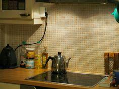 Ti-ti-uu titiuu72: Sisustusta - keittiö ennen ja jälkeen