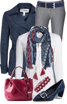 Hi, Stitch Fix Styler - I like this style of trench coat.....work-outfit-ideas-2017-41 80 Elegant Work Outfit Ideas in 2017