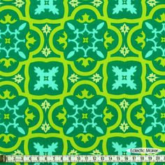 Patty Young Andalucía Moorish Tile in Turquoise