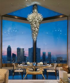 New York Penthouse, incredible windows and what a view!