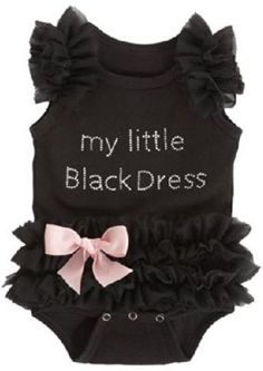 Baby-My-Little-Black-Dress-Onesie