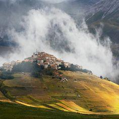 Castelluccio di Norcia_Umbria