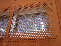 Steel Cladding, House Cladding, Timber Cladding, Cladding Design, Facade Design, Perforated Metal Panel, Recycled Brick, Steel Panels, Metal Texture