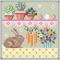 . BUNNY! DO THIS ONE REALLY SMALL