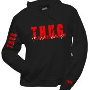 "#CLINTONTOWNSHIP MI #BLACKBIZ OWNER: @TruThugApparel is now a member of Black Folk Hot Spots Online #BlackBusiness Community... SHARE TO #SUPPORTBLACKBIZ TODAY!  TRU T.H.U.G APPAREL stands for ""TRULY HUMBLED UNDER GOD"". This is the latest clothing line inspired by GOD. Giving a new meaning of substance to the acronym T.H.U.G."