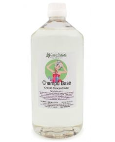 Champú Base Cristal Concentrado al 30%