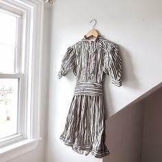 2660deb5 @lisaloveslions on Depop Handmade Victorian style Lolita dress with puffed  sleeve detail Size XS/