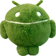 Squishable Android: An Adorable Fuzzy Plush to Snurfle and Squeeze!